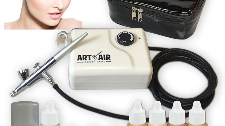 Art of Air Professional Airbrush Cosmetic Makeup System Review