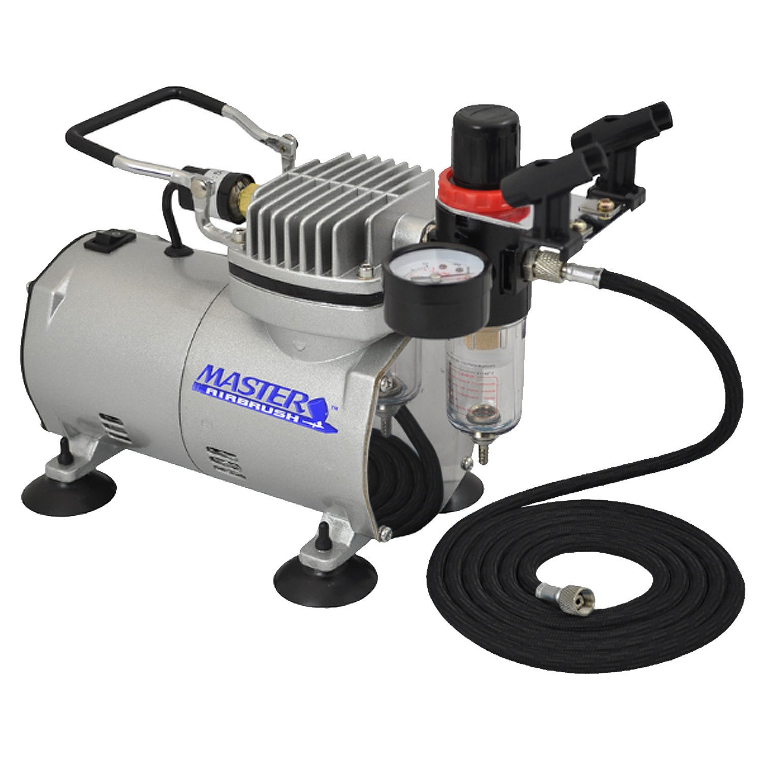 Review - Master Airbrush High Performance Airbrush Air Compressor with Filter (2019 UPDATE)