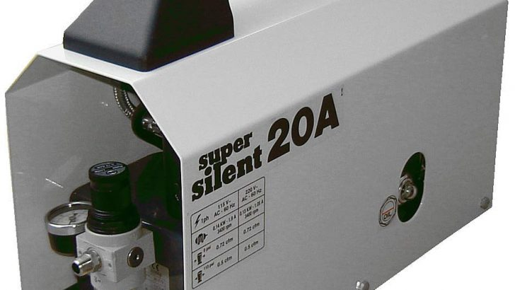 Silentaire Super Silent 20-a Whisper Quiet Airbrush Compressor Review