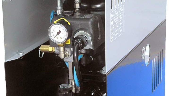 Silentaire Super Silent DR-150 Whisper Quiet Airbrush Compressor Review