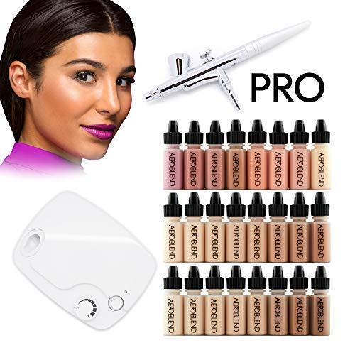 Best Airbrush Makeup Kits That Will