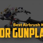 Best Airbrush Kits for Gunpla that will paint the most wanted model on Instagram